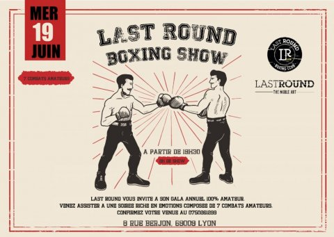 last round boxing club