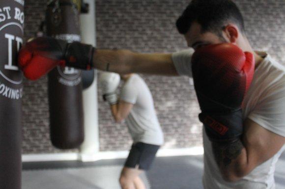 coach boxe lyon